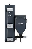 Универсальный котёл длительного горения Northon Universal Eco N2 50 кВт с автоматической подачей, КОД: