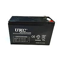 Аккумуляторная батарея UKC WST-9.0 12V 9Ah 004558, КОД: 2396044