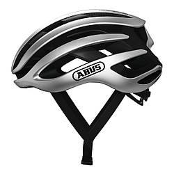 Шолом велосипедний ABUS AIRBREAKER S 51-55 Gleam Silver 817403, КОД: 1913871