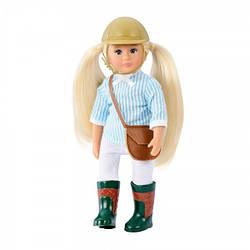 Кукла Lori Всадница Эвелин LO31030Z, КОД: 2426325