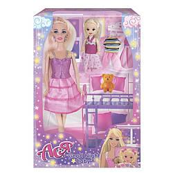 Кукла Ася с аксессуарами Спокойной ночи малыш 28 см 35095, КОД: 2426389