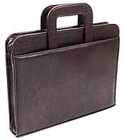 Деловая папка из искусственной кожи Exclusive Коричневый 718800 brown, КОД: 1522758