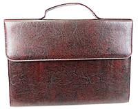 Папка деловая из искусственной кожи Exclusive Коричневый 711300 brown, КОД: 1522768