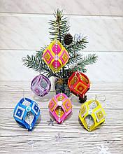 Новогодние украшение на елку, игрушки на елку Ручная работа