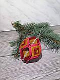 Новогодние украшение на елку, игрушки на елку Ручная работа, фото 3