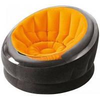 Кресло надувное Intex 68582 от 6 лет Оранжевое int68582, КОД: 1142964