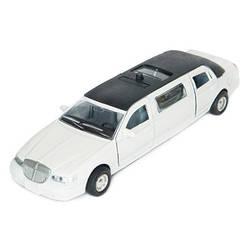Автомодель Технопарк Лимузин белый SL970WN, КОД: 2431613