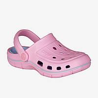 Сабо для девочек COQUI 6353 26 27 Pink Candy blue, КОД: 1921121