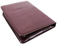 Папка AMO из искусственной кожи A4 Бордовый SSBW03 bordo, КОД: 1189894