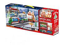 Железная дорога 21816 Christmas Train 732 см