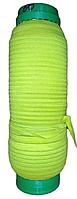 Резинка бельевая салатовая, резинка для трусов 10 мм намотка 50 метров