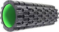 Роллер масажный Power System Fitness Foam Roller PS-4050 SKL24-190148 Black-Green 190148, КОД: 1929180