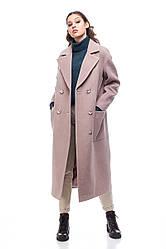 Женское пальто ORIGA Кимберли 54 Мокко 02KMBL-мокко54, КОД: 2374211