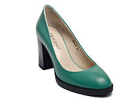 Туфли FIRAGEMA F613-3-1 35 Зеленые, КОД: 228364
