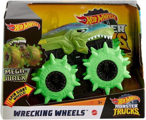 Хот Вилс Монстер Трак MEGA WREX, Hot Wheels Monster Truck, Mattel (GKC84)