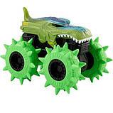 Хот Вилс Монстер Трак MEGA WREX, Hot Wheels Monster Truck, Mattel (GKC84), фото 2