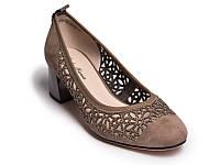 Туфли LEDY MARCIA S267-30-R257 40 Бежевые, КОД: 955798