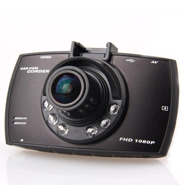 Видеорегистратор Good Idea CAR Camcorder G-30 Черный (hub_qyGR33567)