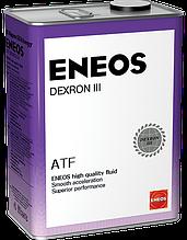 Жидкость в АКПП ENEOS DEXRON - III 4 л ENTODIII-4, КОД: 1226029