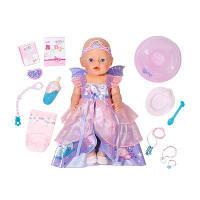 Кукла Baby Born Нежные объятия Принцесса фея 826225, КОД: 2430752