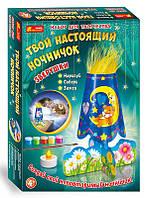 Набор для творчества Ranok-Creative Твой настоящий ночничок Зверушки 273086, КОД: 257133