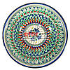 Салатник (миска) узбецький глибокий 28х8см, ручна розпис (варіант 5)