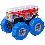 Хот Вилс Монстер Трак 5 ALARM, Hot Wheels Monster Truck, Mattel (GCG04), фото 3