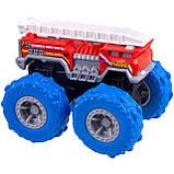 Хот Вилс Монстер Трак 5 ALARM, Hot Wheels Monster Truck, Mattel (GCG04), фото 2