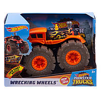 Хот Вилс Монстер Трак LOCO PUNK, Hot Wheels Monster Truck, Mattel (GCG02)