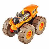 Хот Вилс Монстер Трак LOCO PUNK, Hot Wheels Monster Truck, Mattel (GCG02), фото 2
