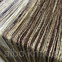 Тюль з нитяним шторами для будинку спальні кімнати, штора з ниток в зал хол кухню, штора нитка для квартири вітальні кабінету,, фото 3