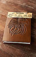 Скетчбук Drevych Faleon A5 80 листов 0156160, КОД: 2447869