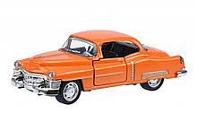 Автомобиль Same Toy Vintage Car со светом и звуком оранжевый 601-3Ut-2, КОД: 2431189