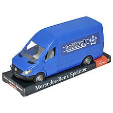Автомобиль Tigres Mercedes Benz Спринтер грузовой синий на планшете 39702, КОД: 2431801