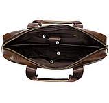Мужская сумка мессенджер кожа, фото 5