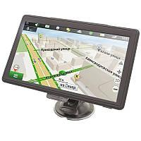 GPS навигатор Pioneer 736 на WinCE TFT 8 Gb карта памяти AUX IGO Черный 3700-10437, КОД: 1730127