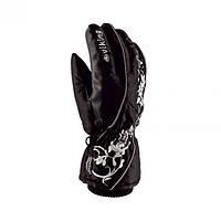 Рукавиці гірськолижні жіночі Viking Neomi 5 XXS Чорний 09, КОД: 2417154
