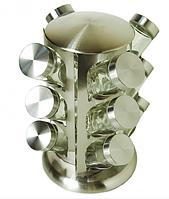Набор для специй с подставкой Kronos Top 3162 13 предметов gr010901, КОД: 2364011
