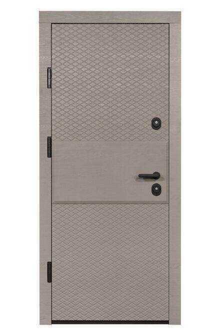 Входная металлическая дверь Аккорд