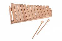 Музыкальный инструмент Goki Ксилофон на 12 мелодий 61969G, КОД: 2433563