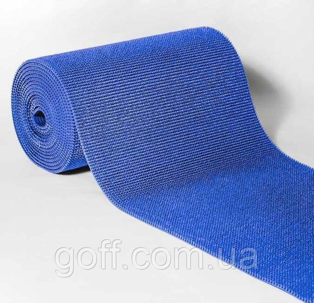 Щетинистое покрытие - синее