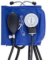 Механический измеритель давления Longevita LS-5 стетоскоп встроенный в манжету 5929751, КОД: 1859123