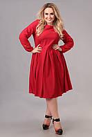 Платье Tasa 1174 52 Красное, КОД: 722595