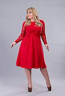 Платье Tasa 1182 58 Красное, КОД: 722690