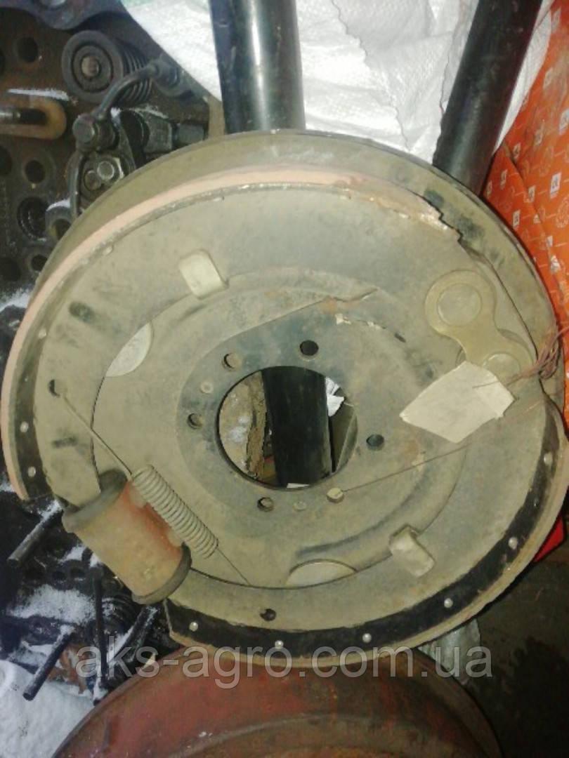51-3501011  Передні ніжні гальма ГАЗ-51 (63, 93). 51-3501010