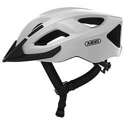 Шолом велосипедний ABUS ADURO 2.1 L 58-62 Polar White 819483, КОД: 1869106