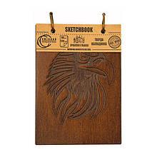 Скетчбук Drevych Faleon A6 80 листов 0166160, КОД: 2447873