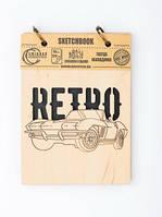 Скетчбук Drevych Retro А5 40 листов 0156122, КОД: 2447758