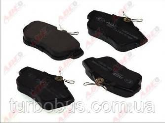 Тормозные колодки задние CITROEN JUMPY / FIAT SCUDO / PEUGEOT EXPERT 2007-