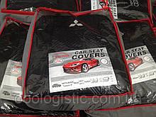 Авточохли Favorite на Mitsubishi Lancer X 2007-2012 sedan,Міцубісі Лансер Х модельний комплект